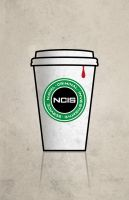 NCIS Coffee Cup by Karbacca