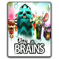 Tiny Brains by dylonji