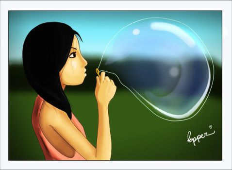 Pepper Bubble by JeyR