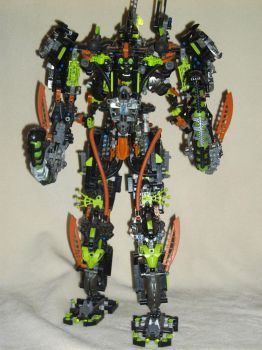 Bionicle MOC:Gravix-mechusCT 1 by Mana-Ramp-Matoran