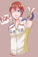 YowaPedal: BQN by KageNao