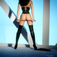 dominatrix 1 by markdaughn