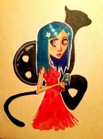 Coraline Grown Up by CodyCurtin