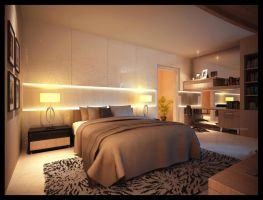 Another Bed Room by Neellss