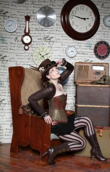 steampunk stock part 9 by vampurity-stock