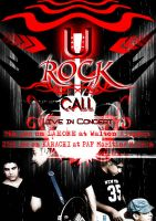 U_ROCK_POSTER by AshabakaaDi