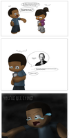 RIP Steve Jobs by KingDvo