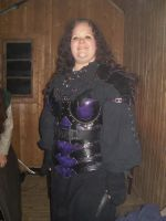 Female Armored Corset - Client by Azmal