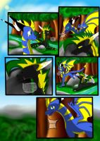 .: The Rivalry :.  Pg 2 by LunaSolctice