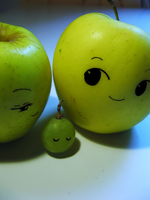 The Fruit Family by laceribbon