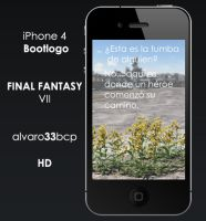 Final Fantasy VII Bootlogo by alvaro33bcp