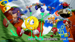 Pacman Fanfic - Sonic the Hedgehog 1991. by Atariboy2600