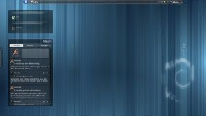 KDE SC 4.6 by white-dawn