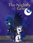 The Nightly Gem Cover by Dreatos