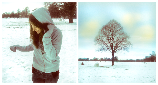 Snow. by itsreality