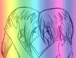 Embrace me forever rainbow by Nobel-Born-In-Chaos