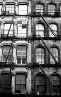 Soho Escape by evanjacobs
