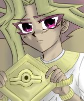The youngest Pharaoh by maboku