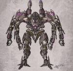 Blitzwing by KIRILL-PREDATOR