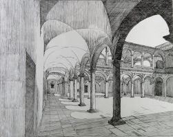 Claustro by scapekrtr