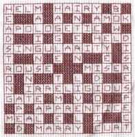 Crosswordstitch by littlemojo
