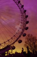 London Eye by ajulison