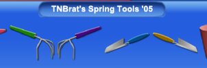 Spring Tools '05 by TNBrat