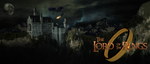 LOTR style matte painting by Stormerus