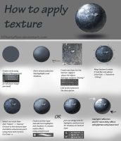 How to apply texture - tutorial by Fievy