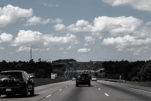 Life on the highway by dbickramPhotography