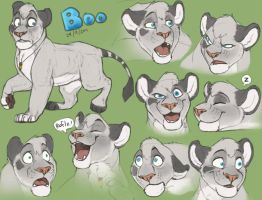 Boo Sheet by BooYeh