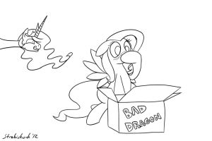 What's in the Box? - request by Strebiskunk