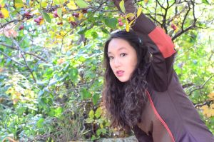 Asami Sato - Under the Tree by xrenascent
