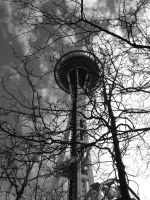 Space Needle by mikkolover