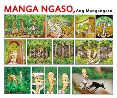 Mang Ngaso, page 1 by Unrestrictedmindseye