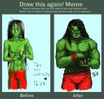+Meme+ Before and After by Tench