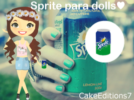 Sprite para dolls png by CakeEditions7