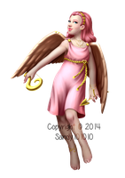 Olympus High Cupid by Sandy101010