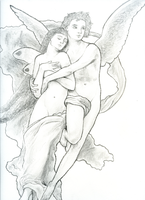 Eros and Psyche by HarryFJ96