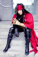 Vincent Valentine: Listless by ChroniclesofDestiny