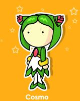 Cosmo- Scribblenauts by Soundsoul