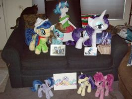 My Little Pony Artist Collection 2 by SniperTeam4