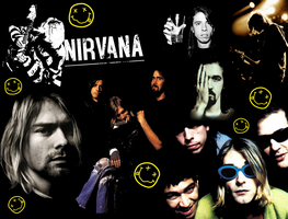 Nirvana Wallpaper... by Beth182