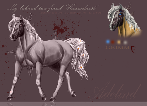 Adelind, Hexenbiest by I-mes