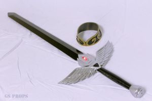 SSTLC: Hades Sword and Collar by VariaK