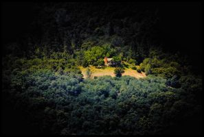 House on a Hill by 1Elevin1