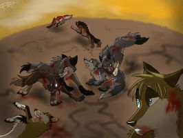 The Battle: Part One by Bonnie-Wonder