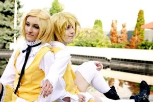 Kagamine twins ~ 4 by timii95