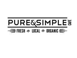 Pure and Simple Logo and Tag by dani-kelley