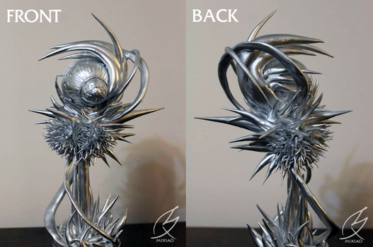 Crystallized Cocoon - LR:FFXIII  - Scuplture by mixiao